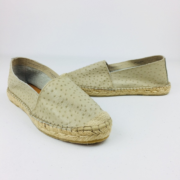 0dd24806eebe NEW Selected Femme Textured Leather Espadrilles
